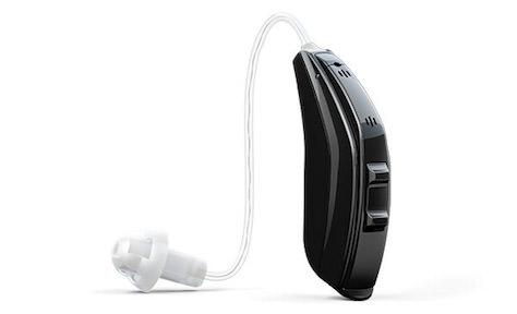 Siemens Binax RIC Hearing Aid