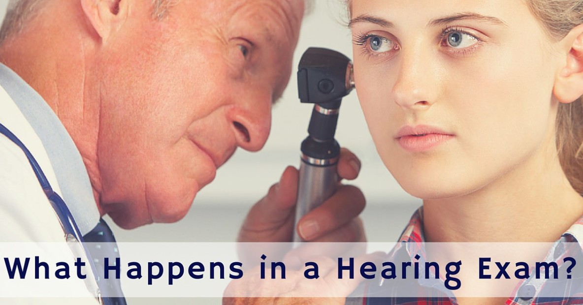 What Happens in a Hearing Exam-