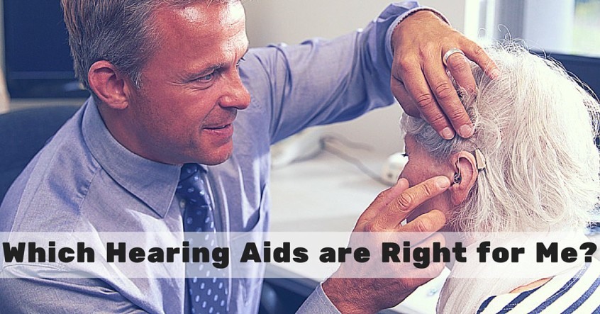 Hearing aid Associates - Which Hearing Aids are Right for Me