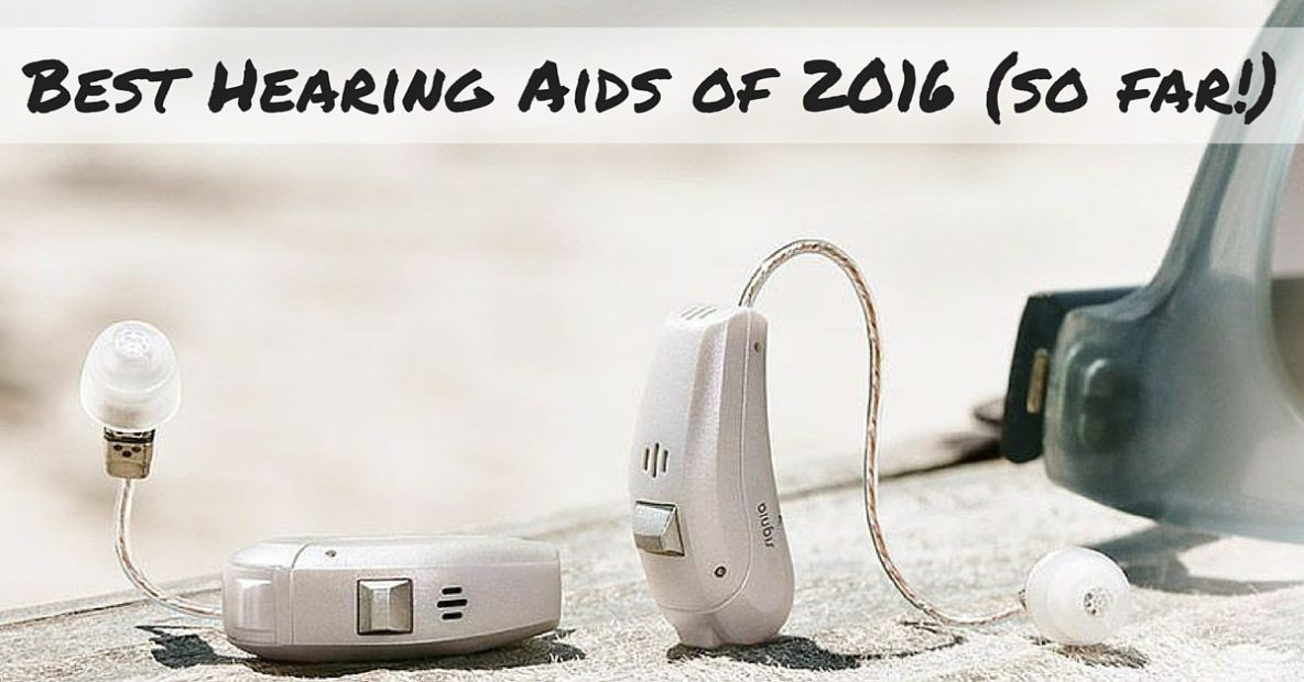 Hearing Aid Associates - Best Hearing Aids of 2016 (so far!)