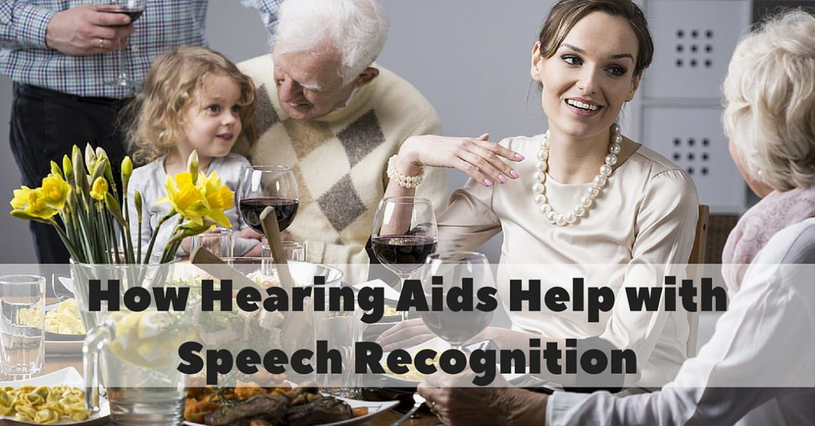 Hearing Aid Assoc - How Hearing Aids Help Speech Recognition