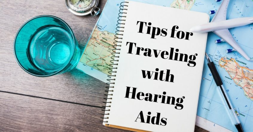 Tips for Traveling with Hearing Aids