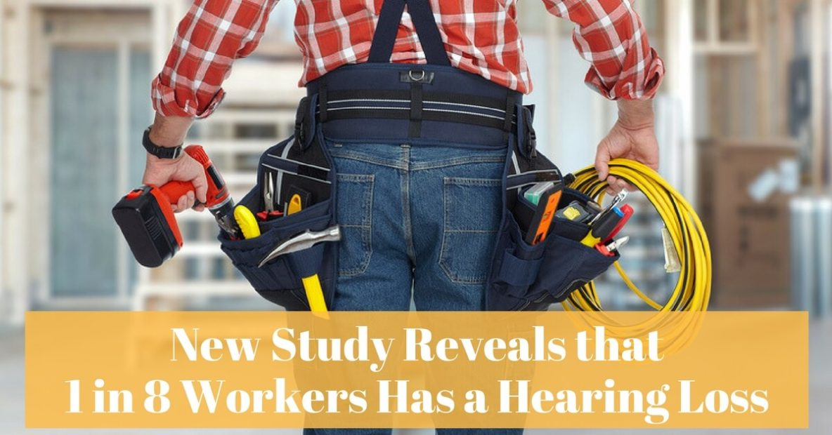 Hearing Aid Associates - New Study Reveals that 1 in 8 Workers Has a Hearing Loss