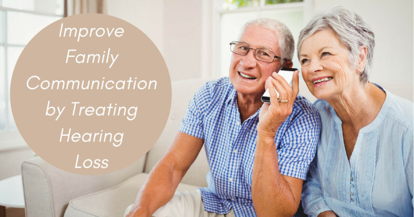 Hearing Aid Associates - Improve Family Communication by Treating Hearing Loss