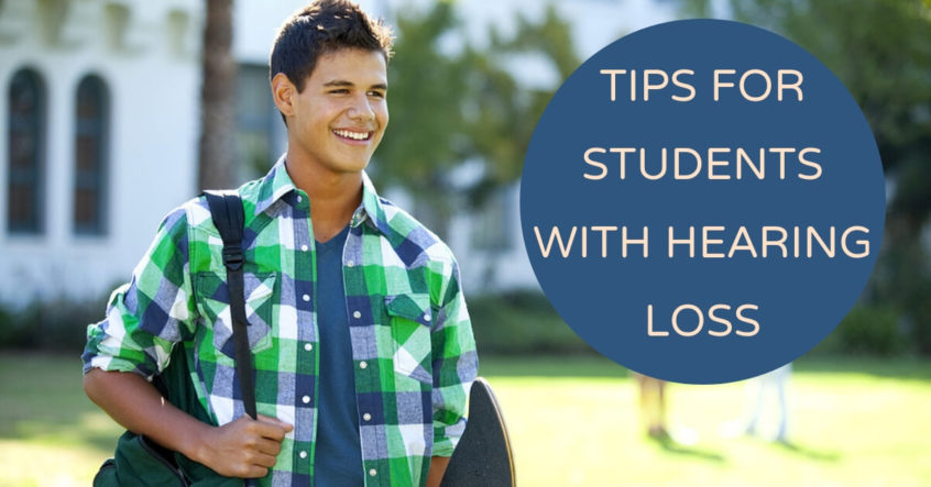 Tips for Students with Hearing Loss Entering Higher Education